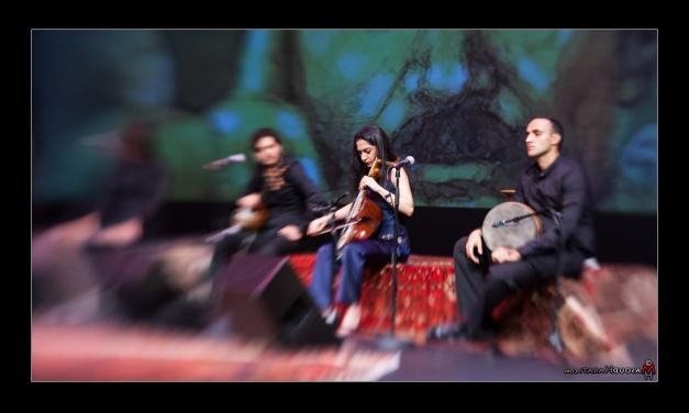 گزارش تصویری مسعود هراتی از کنسرت گروه دیبا