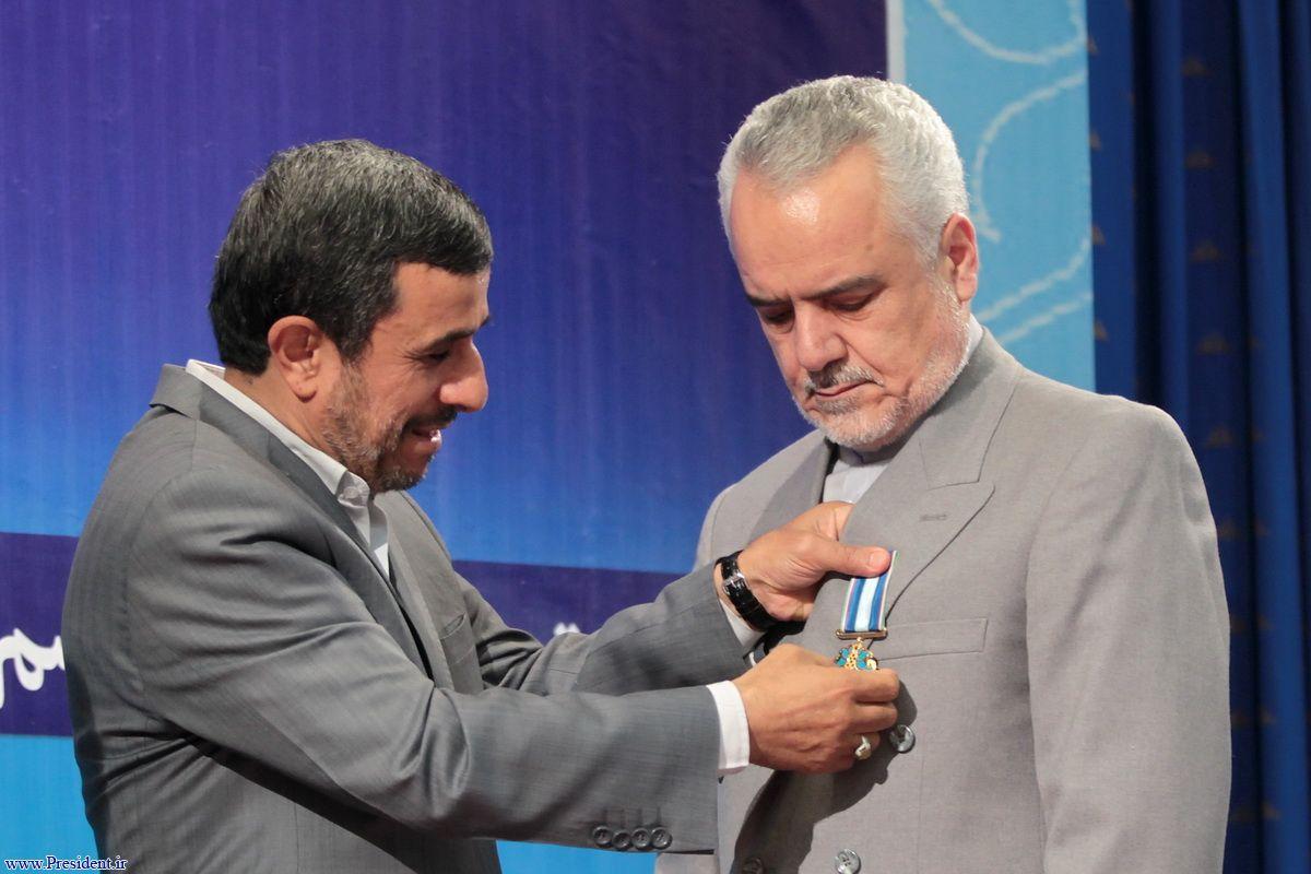 حکم معاون اول احمدینژاد: ۱۵ سال حبس و ۴۰ میلیارد ریال جزای نقدی
