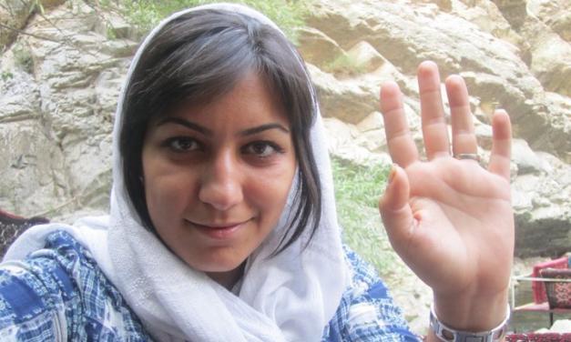 بازداشت مهديه گلرو و تهديد زنان معترض به اسيدپاشى