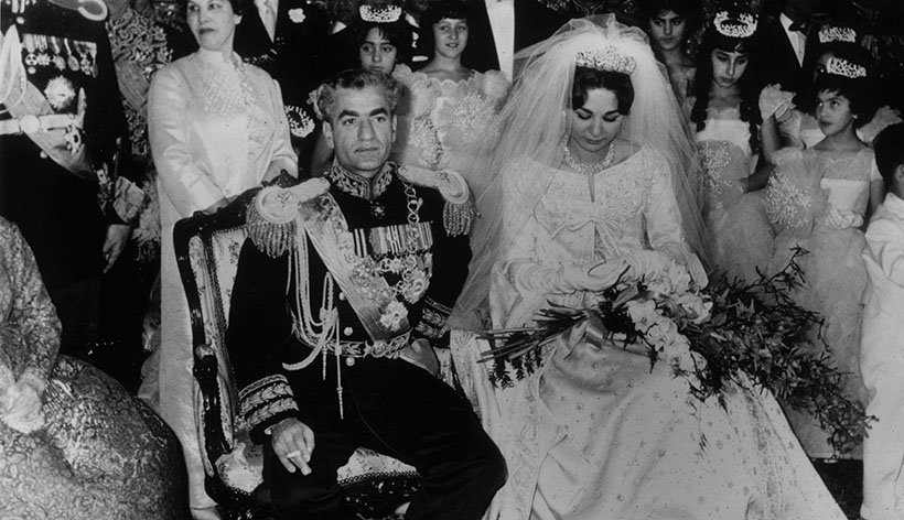 Shah And Bride