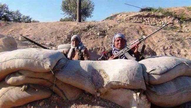 Zanan-kurds-Kobani