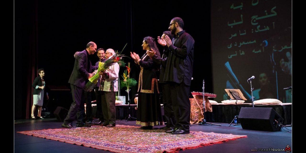 گزارش تصویری مسعود هراتی از کنسرت ناصر مسعودی در جشن مهر