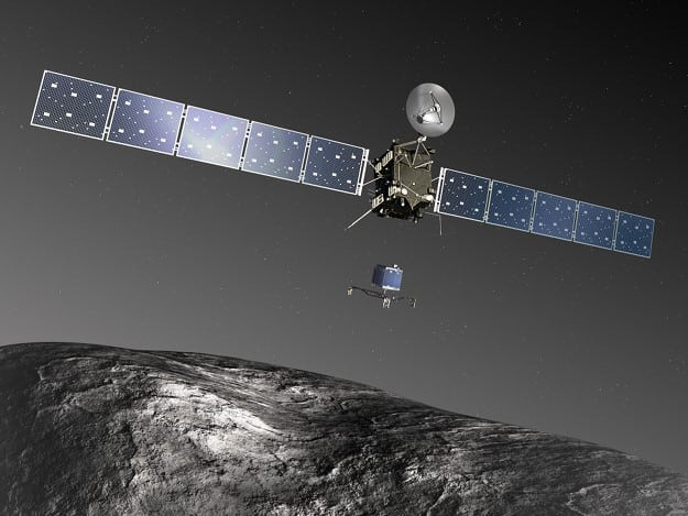کامیابی غرورآفرین دانشمندان و مهندسان در عرصهٔ فضاپیمایی و کیهانشناسی