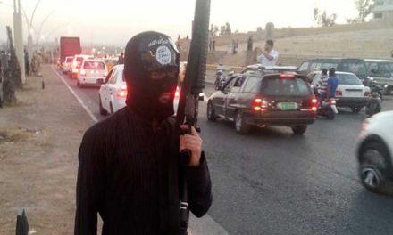 شبکه اطلاعاتی گروه دولت اسلامی راه تنفس مخالفان را میبندد