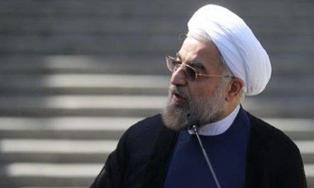 حسن روحانی خواستار همهپرسی در ایران شد