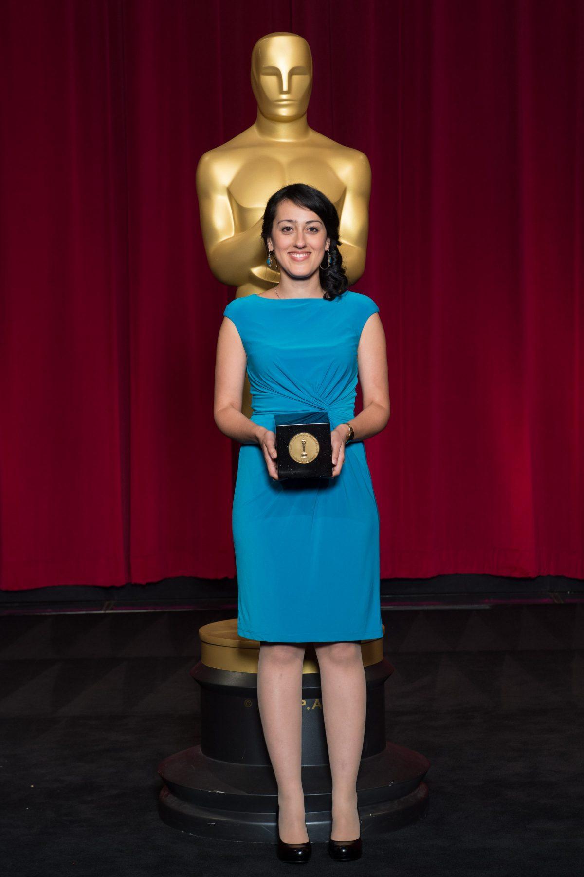 Student Academy Awards, Presentation Portraits