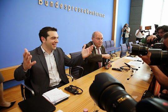 درسهای یونان برای NDP در بریتیش کلمبیا