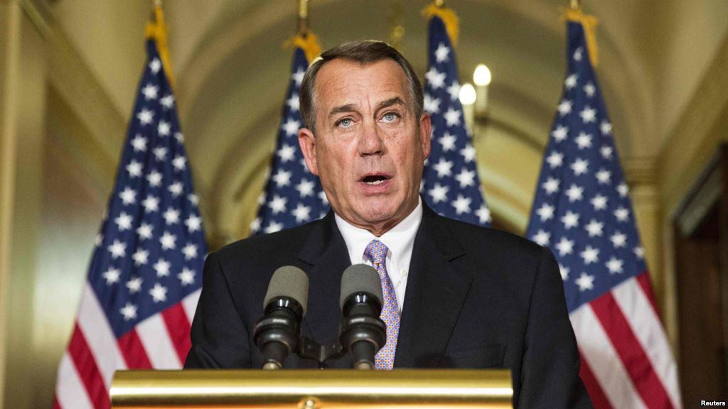 رییس مجلس نمایندگان آمریکا از جاسوسی اسرائیل از مذاکرات ایران ابراز شگفتی کرد