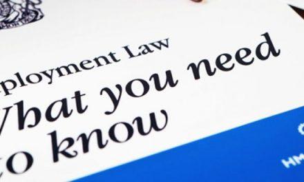 قوانین کاری و استخدامی