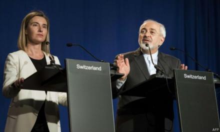 ایران و قدرتهای جهانی به 'چارچوب' توافق اتمی دست یافتند