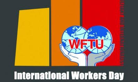بیانیهٔ فدراسیون جهانی سندیکاهای کارگری