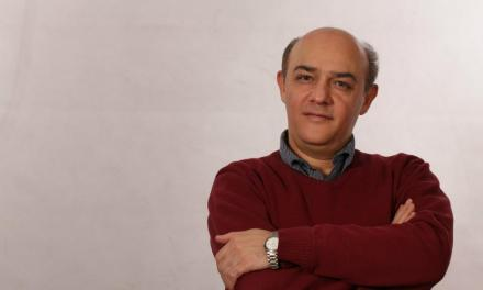 حمید امجد، شاگرد خلف بیضایی در تئاتر