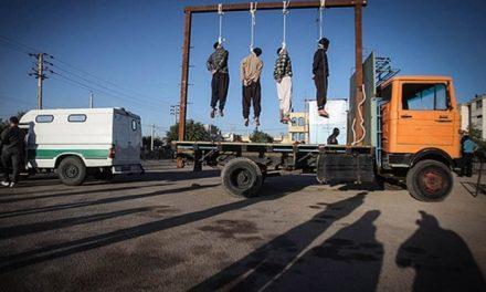 اعدام دستهجمعی در زندانهای ایران