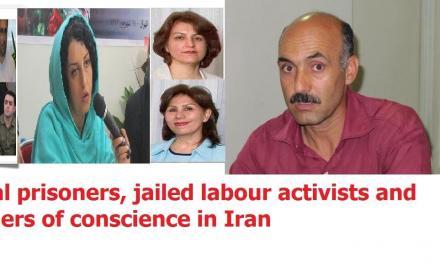 موج تازه دستگیری فعالین کارگری و اجتماعی و فراخوان کارزار جهانی برای آزادی آنان