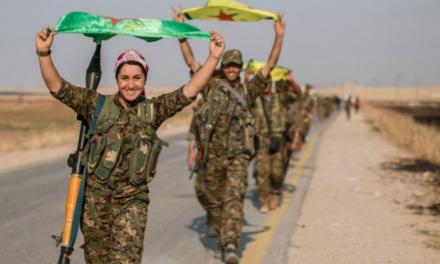 تاثیر تصرف تلابیض توسط کردها بر موقعیت ترکیه و داعش