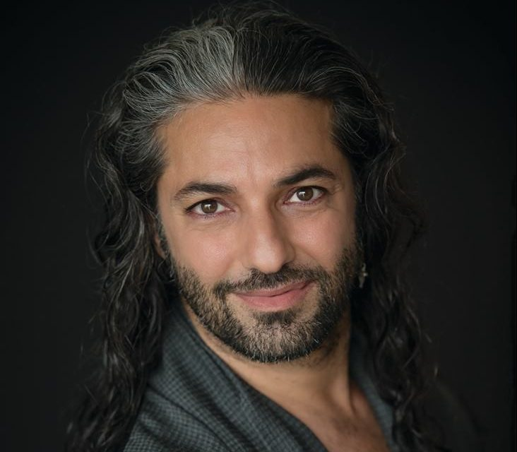 گفت و گوی شهرگان با شاهرخ مشکینقلم؛ هنرمند ایرانی-فرانسوی