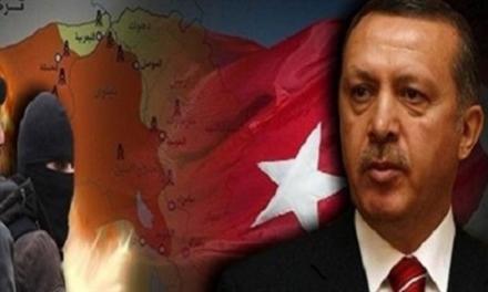 همدستی آشکار اردوغان و داعش در حمله به کوبانی