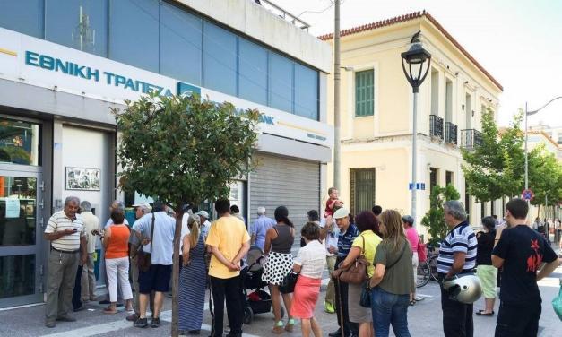نجات یونان، نجات اروپا: بحران غیر ضروری