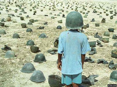کودکان قربانیان اصلی جنگهای معاصر
