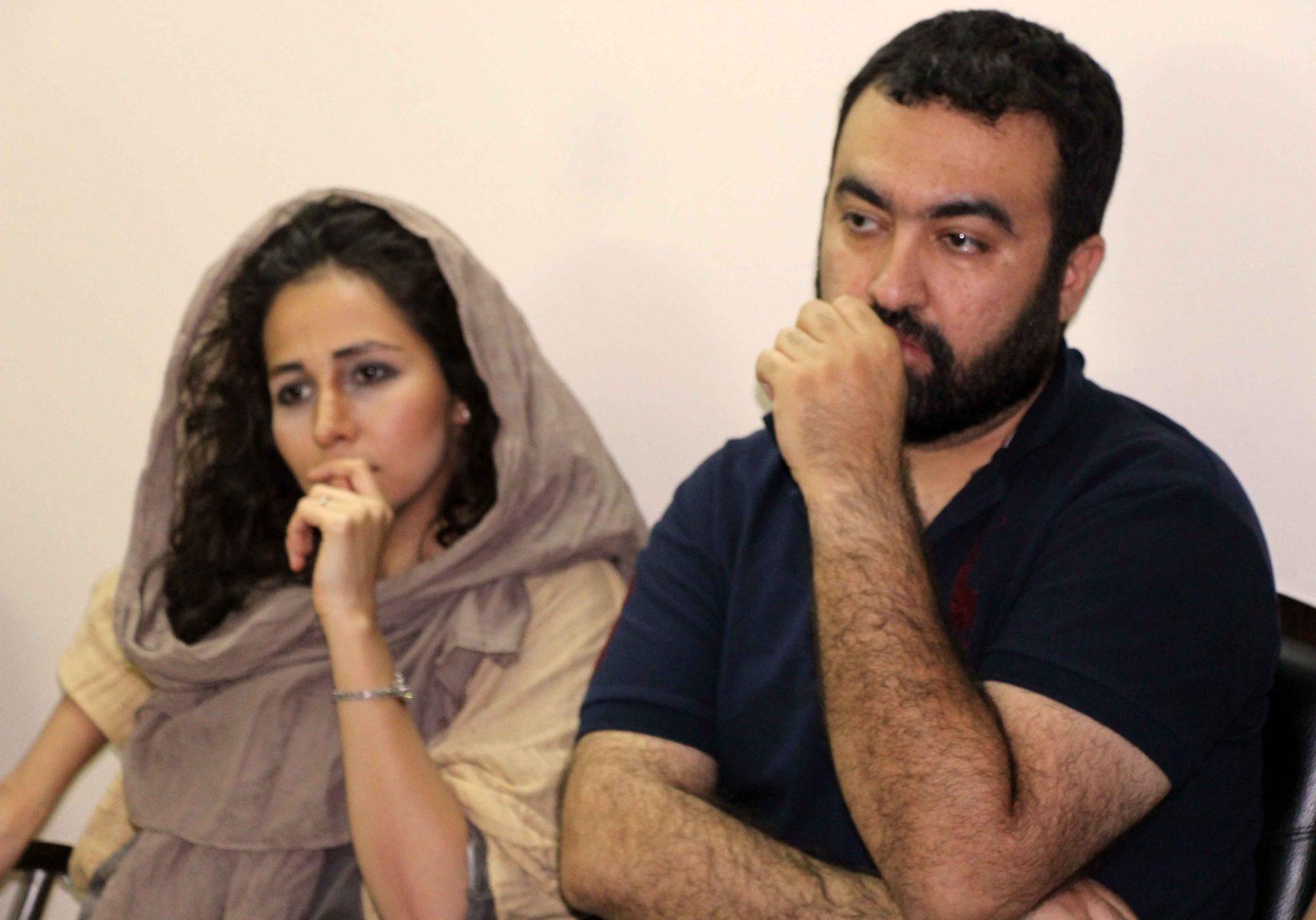 Attieh Attarzadeh+Aslan Shahebrahimi