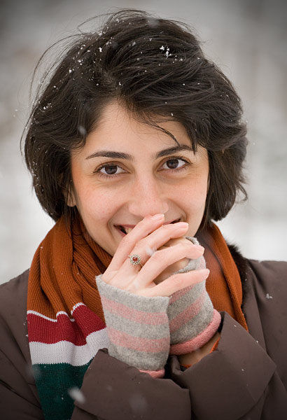 بررسی سه مجموعه شعر از سارا محمدی اردهالی