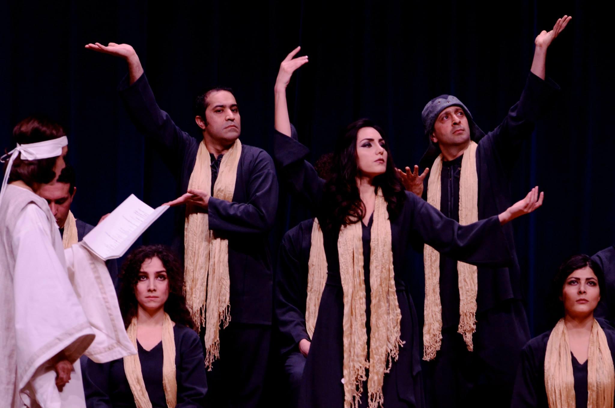 درنگی بر تئاتر ایرانیان مهاجر (کانادا- امریکا)