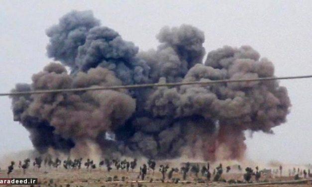پوتین به عنوان بازیگر اصلی بحران سوریه