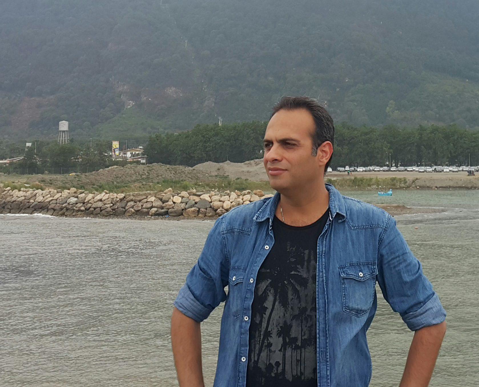 یادداشتی برای مصاحبه با علی صالحی بافقی