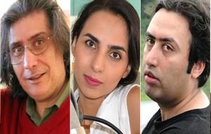 اعتراضِ بیش از ۱۶۰ کنشگر فرهنگی به احکام سنگین سه شاعر و هنرمند در ایران