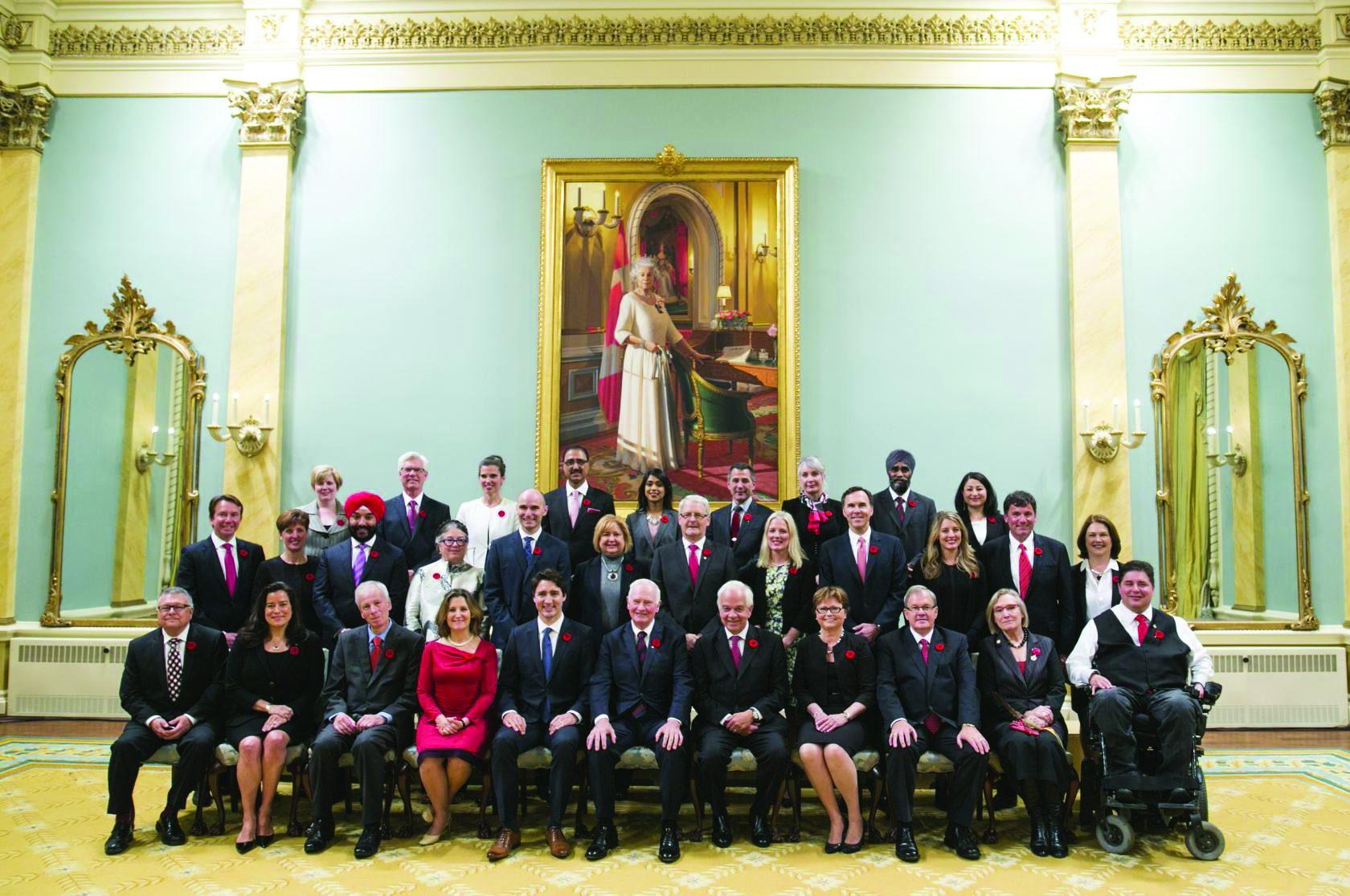 «براوو کانادا» برای کابینهای که نماینده اقلیتهاست
