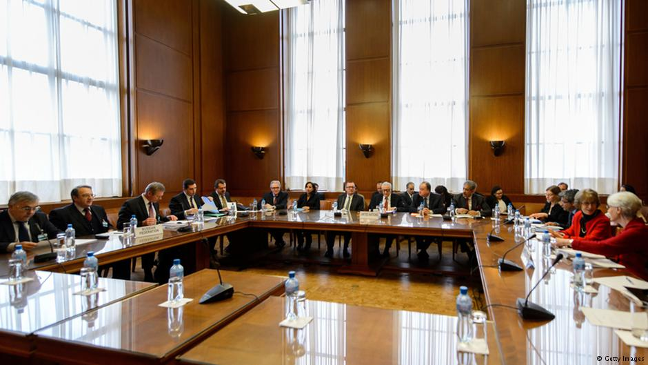 سیاست آلاکلنگی آمریکا تخریب کننده مذاکرات صلح سوریه