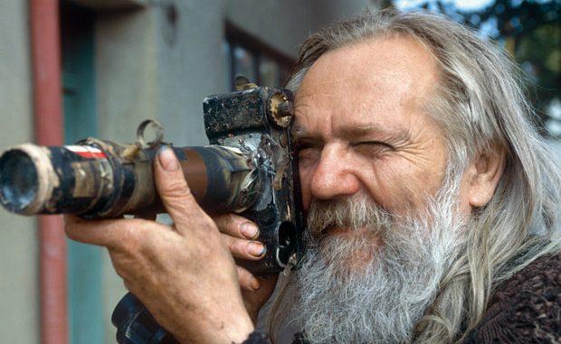 آثار و زندگی میروسالاو تایچی همراه با بررسی و تحلیل عکسهای او