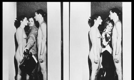 """ نا اندیشیده "" پرفرومنس مشترکی از ""مارینا آبرامویچ"" هنرمند یوگوسلاو و ""اولای"" هنرمند آلمانی"