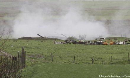 در قفقاز تفنگها به زودی غلاف میشود