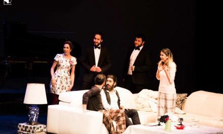 تئاتر فارسی ونکوور در سال ۹۴