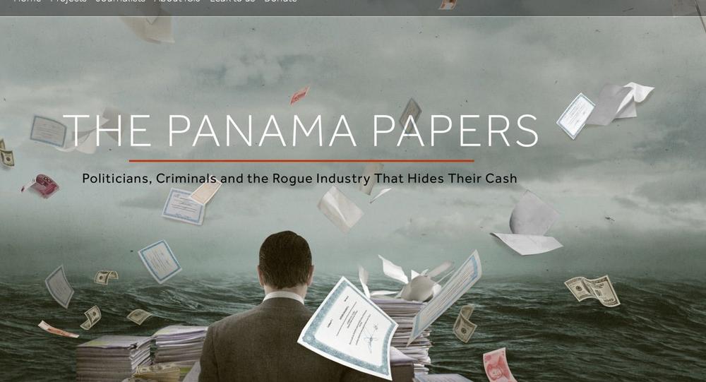 چنبره سرمایهداری جنائی، فساد پولشوئی و فرار مالیاتی در اسناد پاناما