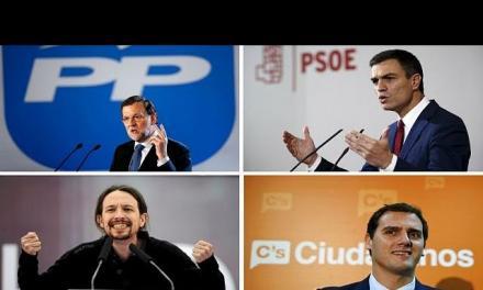 انتخابات پارلمانی اسپانیا پایان بخش بحران نیست