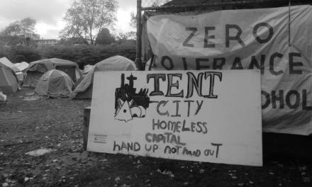 شهر چادرها در ویکتوریا و ونکوور: از برپایی تا فروپاشی، یا چهره فقر در بریتیش کلمبیا