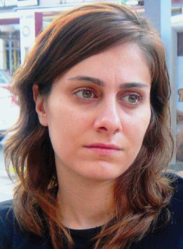 به یاد آیدا حسینینیا که فریادی بزرگ بود