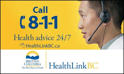 شماره ۸۱۱ و ارایه مشاوره رایگان در باره سلامت شما