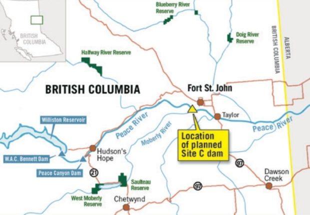 سد بر دره رودخانه صلح: عفو بینالملل میگوید کانادا حقوق بومیان را نقض کرده، بیسی هایدرو در جواب میگوید اشتباه میکنید