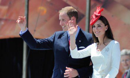 برنامههای سفر هشت روزه نوادگان خاندان سلطنتی انگلستان به بریتیش کلمبیا و یوکان