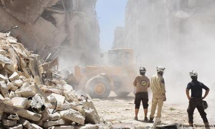 معمای جنگ حلب