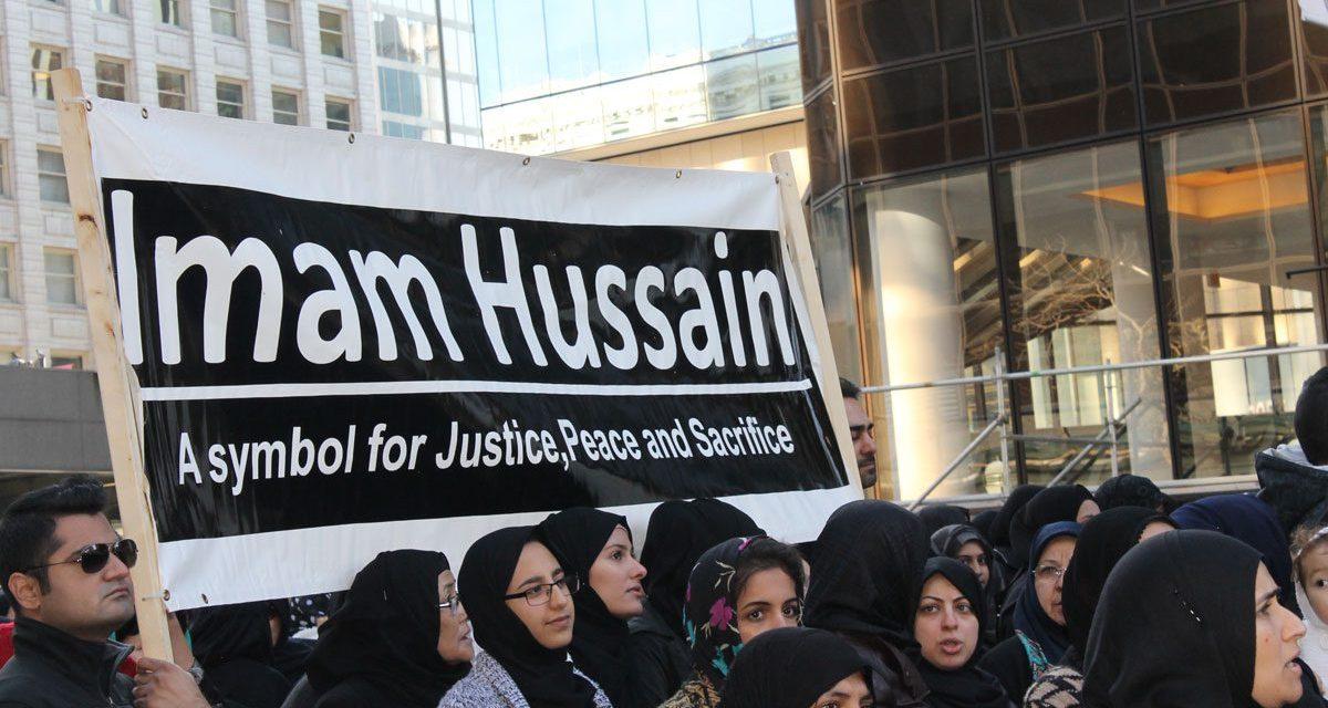 عاشورای حسینی در ونکوور