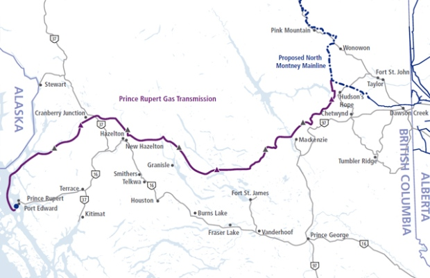 prince-rupert-gas-transmission-project-map