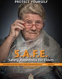 آگاهیرسانی پلیس شهر ونکوور در موضوع امنیت سالمندان