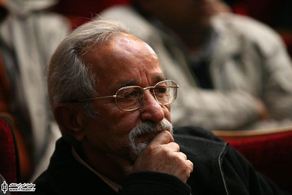 خاطرات سالهای دور تئاتر ايران در گفتوگو با جعفر والی