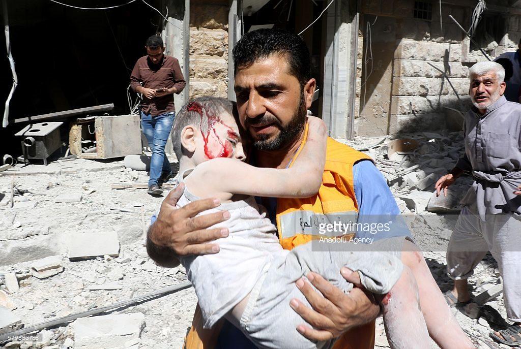 سقوط حلب و امکان مصالحه ملی در سوریه