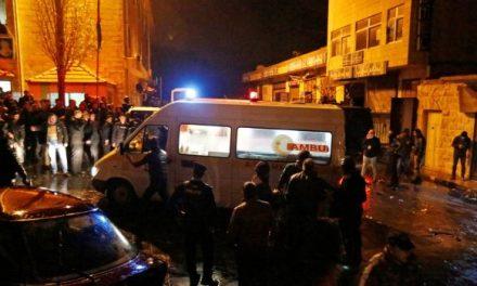 مرغ تروریسم این بار در اردن تخم گذاشت