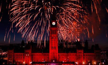 به سال ۲۰۱۷: به کانادای ۱۵۰ ساله خوش آمدهاید